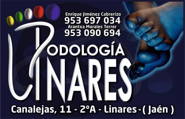 Bienvenidos a Podología Linares